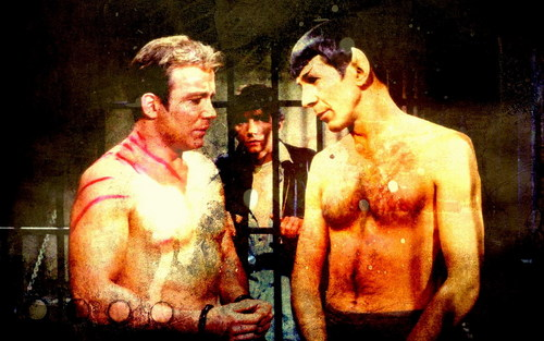 bintang Trek The Original Series kertas dinding titled Spock