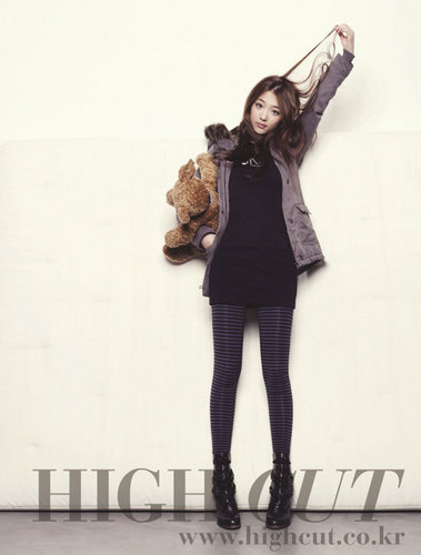Sulli for Highcut