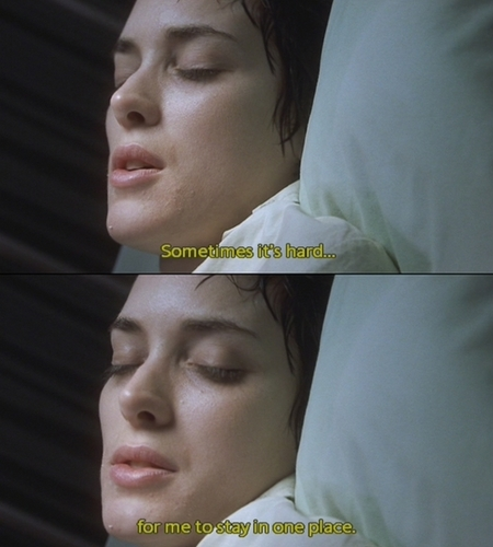 Girl, Interrupted wallpaper entitled Susanna quote
