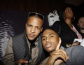 T.I and Chris Brown - ti photo