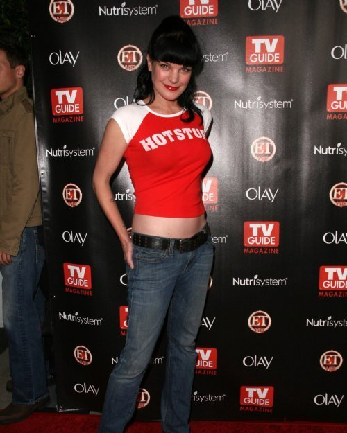 Pauley perrette fotos sexy