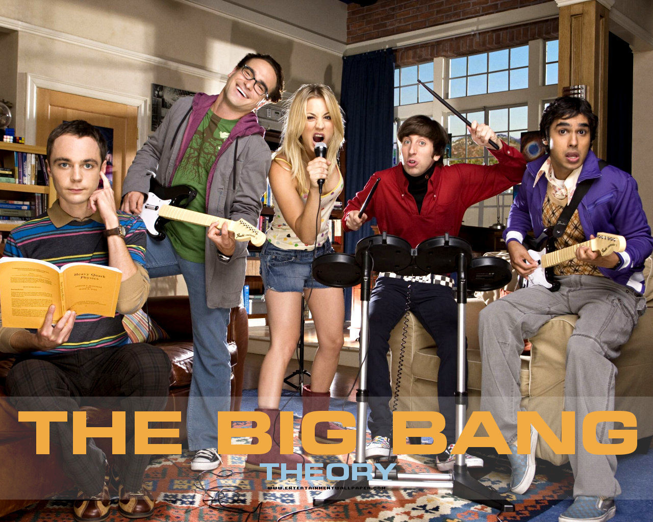 the big bang theory - the big bang theory wallpaper  16862963