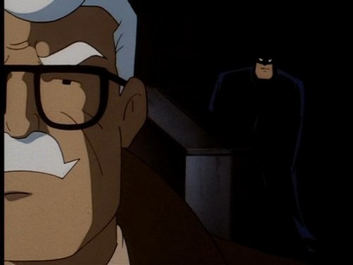 The Cat And The Claw Pt. 1 - batman-the-animated-series Screencap
