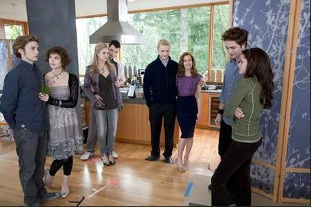 The Cullen's - the-cullens Photo