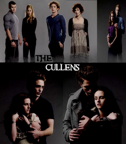 The Cullens wallpaper possibly with a concert, a well dressed person, and a business suit titled The Cullen's