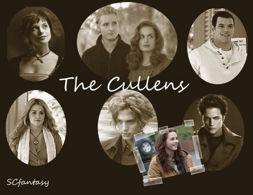 The Cullens wallpaper called The Cullen's