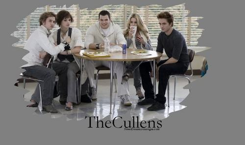 The Cullens wallpaper titled The Cullen's