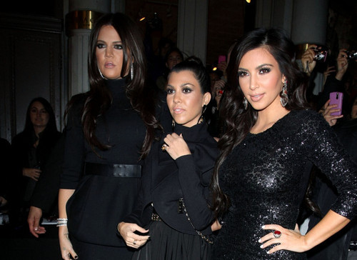 The Kardashian Girls Open DASH NYC