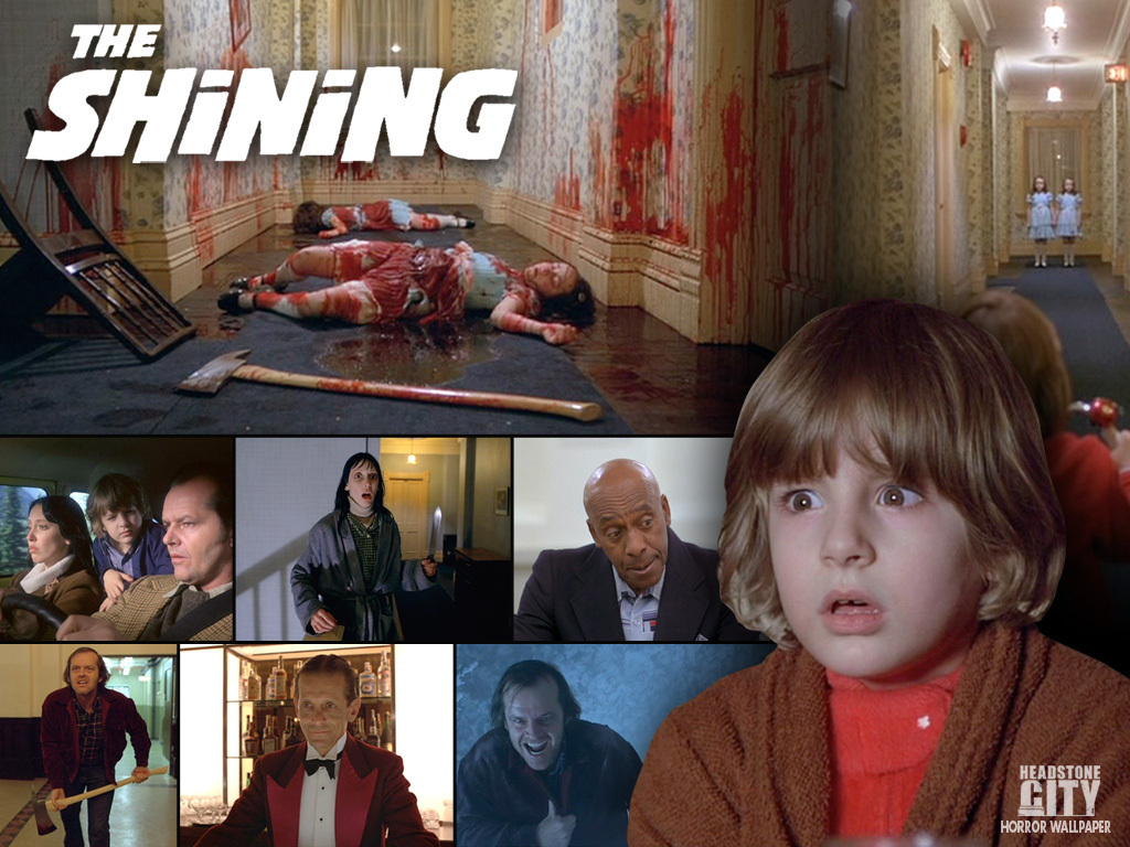 THE SHINING wallpaper - THE SHINING Wallpaper (16869560) - Fanpop