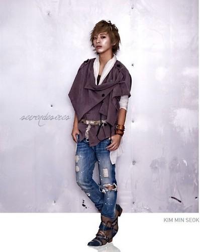 Touch ^^ minseok <3