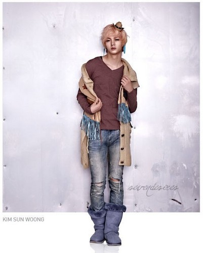 Touch ^^ sunwoong <3