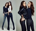 Victoria, Sulli & Krystal for Calvin Klein jeans - f-x photo
