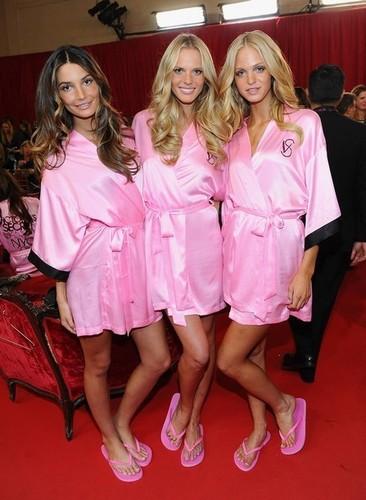 Victoria's Secret Fashion toon 2010