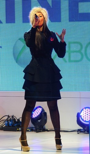 XBOX Kinect Launch in 伦敦