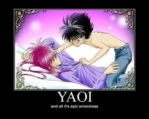 Yaoi wallpaper containing anime entitled Yaoi