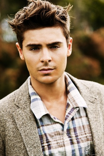 Zac photoshoot