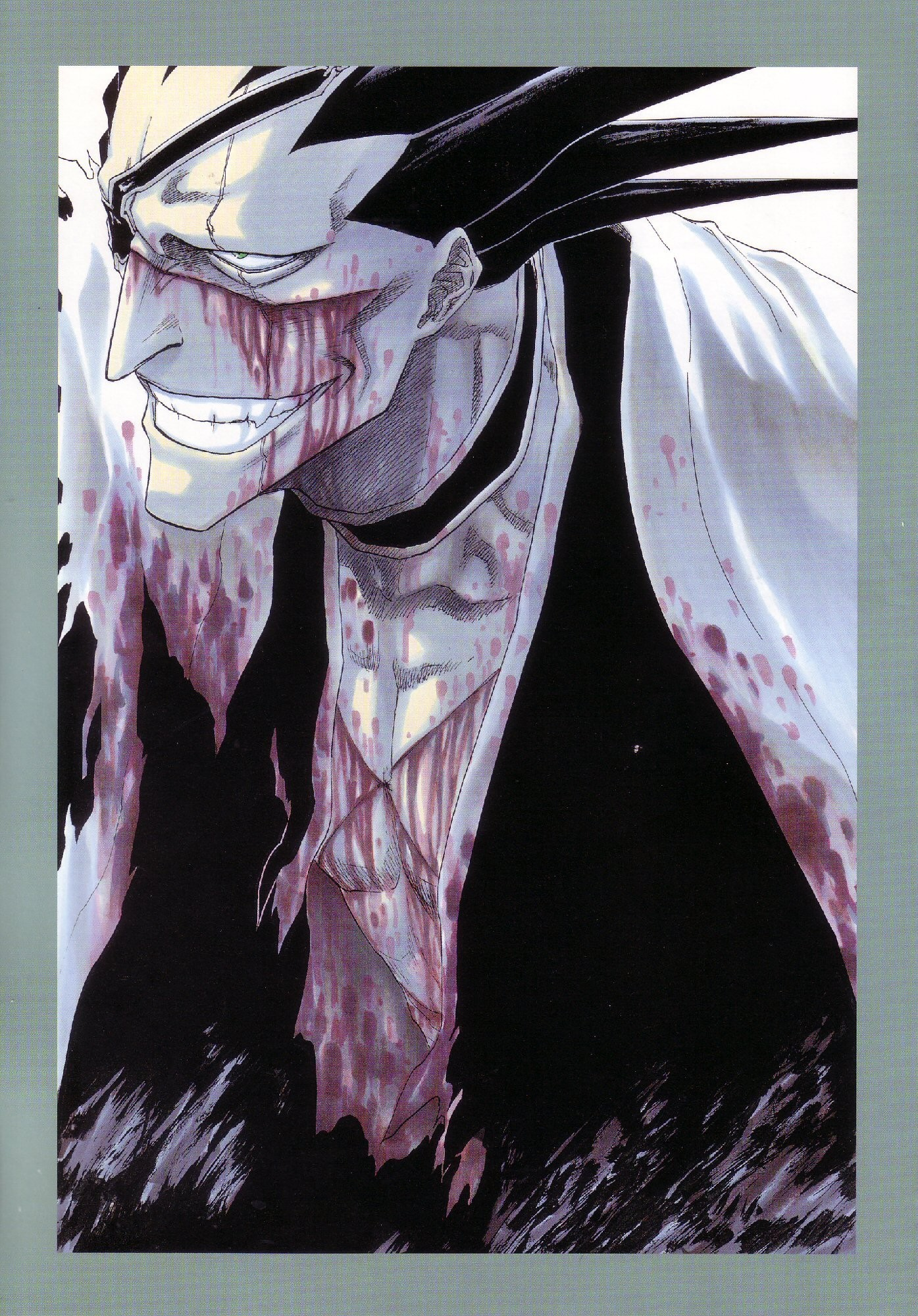 Bleach: Kenpachi Zaraki - Photo Gallery