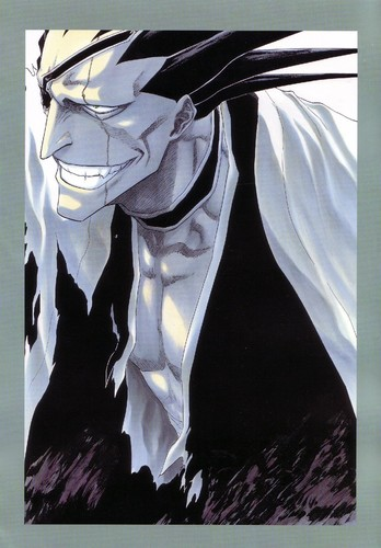 anime bleach wallpaper probably with anime entitled Zaraki Kenpachi