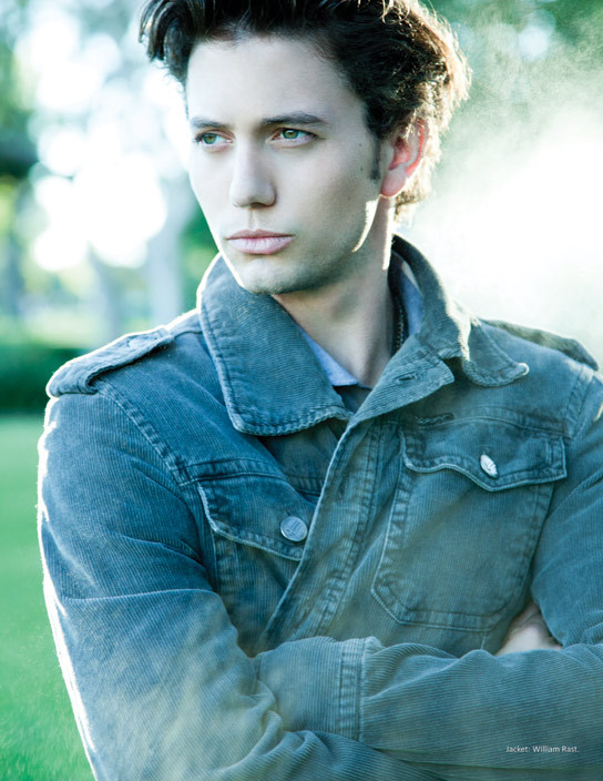Zooey Magazine Outtakes Of Jackson Rathbone!