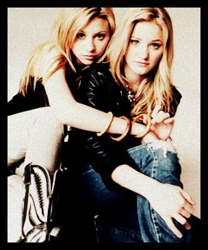 Aly & AJ wallpaper containing a portrait called alY---Aj