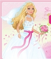 barbie-movies - barbie wedding dress screencap
