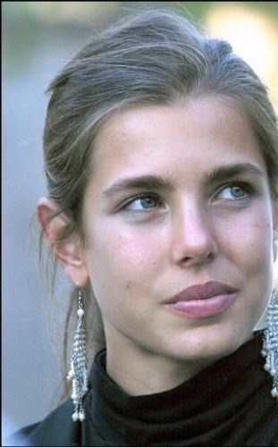 princess charlotte Casiraghi wallpaper with a portrait entitled charlotte