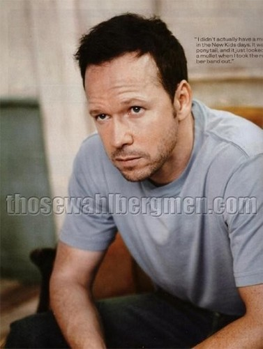 Donnie Wahlberg wallpaper probably with a portrait entitled donnie wahlberg