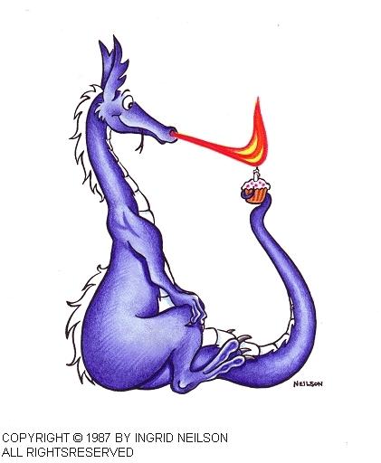 Поздравления с днем рождения драконам