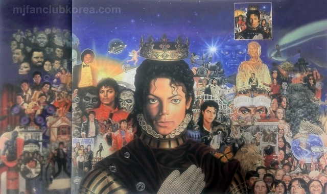 full 'Michael' cover! pic from MJJC