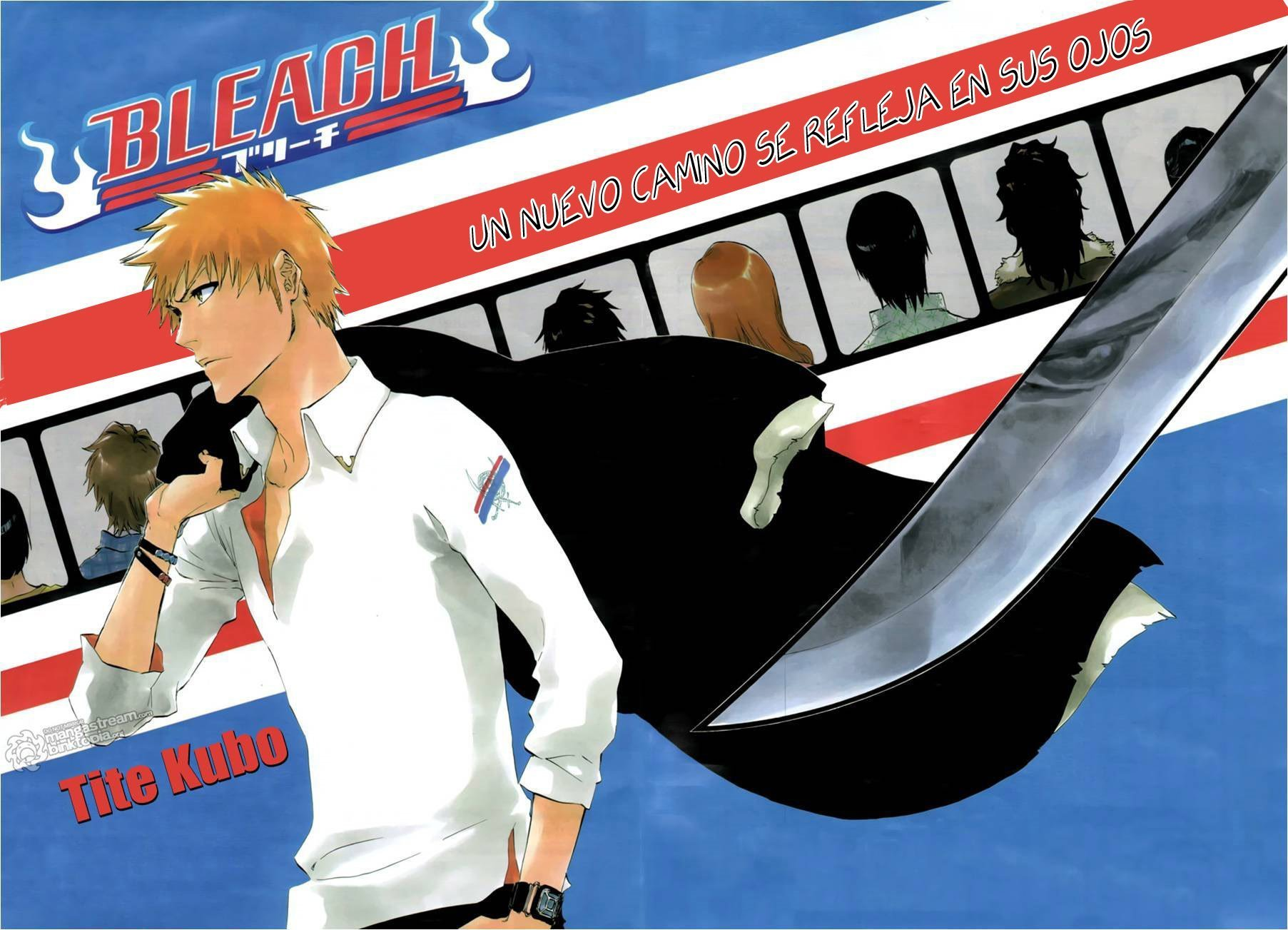 ichigo is cool