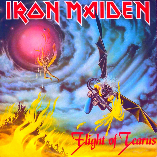 Iron Maiden wallpaper containing anime entitled iron maiden
