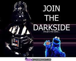 kom bij the dark side and i give u a cookie