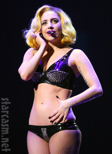 lady gaga konzert monster ball tour