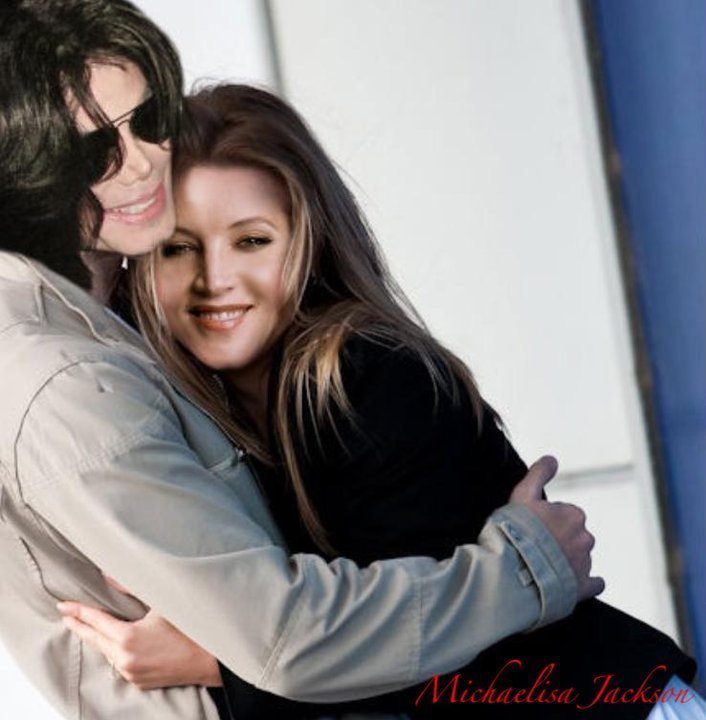 Lisa Marie Presley And Michael Jackson You Are Not Alone Michael Jackson Und Lisa Marie