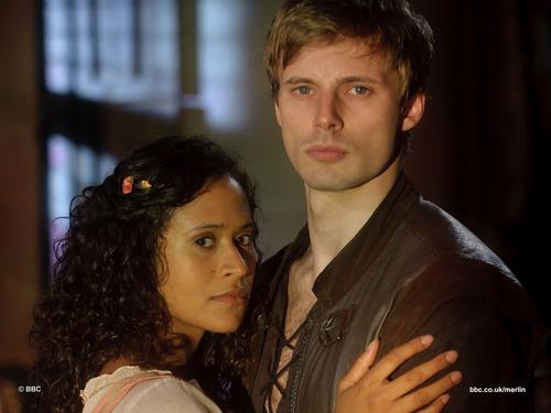 Arthur & Gwen