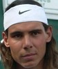 Rafael Nadal photo probably with a portrait titled rafa