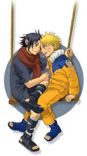 sasunaru the cute - sasunaru Photo