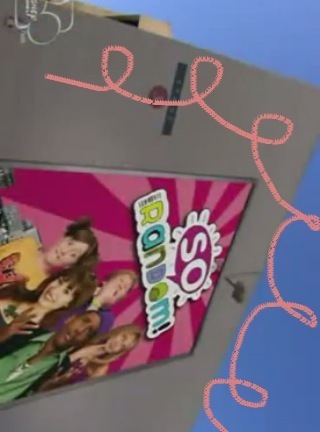 Sonny Munroe Hintergrund probably with a sign called so Zufällig