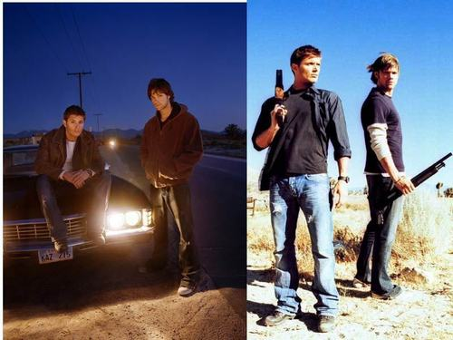 supernatural brothers in arms