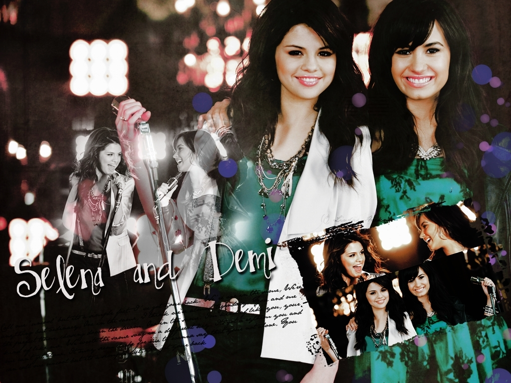 wallpaper - demi lovato vs