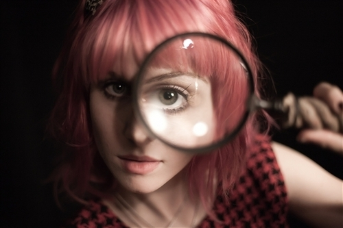 Hayley Williams wallpaper called 'Playing God' video shoot
