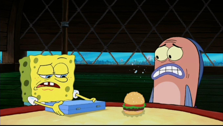 Spongebob sqarepants movie song