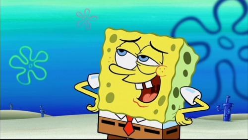 Spongebob Squarepants wallpaper with anime titled 'The Spongebob Squarepants Movie'