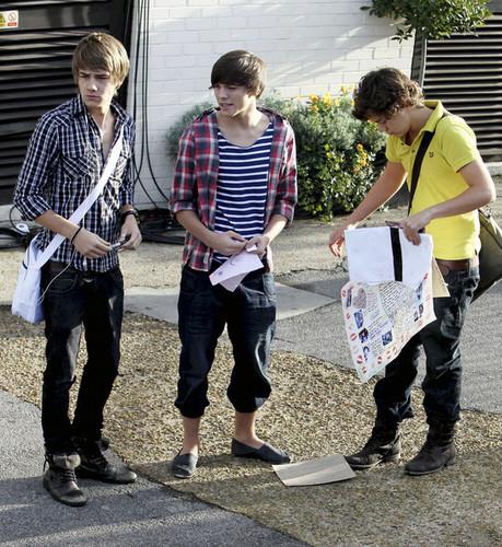 1 Direction Liam Louis & Harry :) X