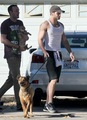 12.11-Kellan for a jog - twilight-series photo