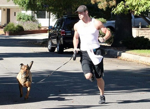 12.11-Kellan for a jog