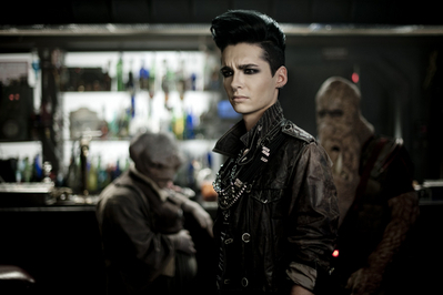 Bill Kaulitz 壁紙 probably with a 通り, ストリート titled 2010 Saturn - Advertising Campaign, Los Angeles