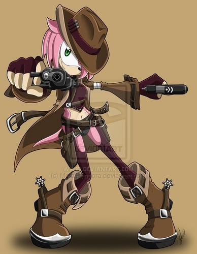 30OC: Gunslinger