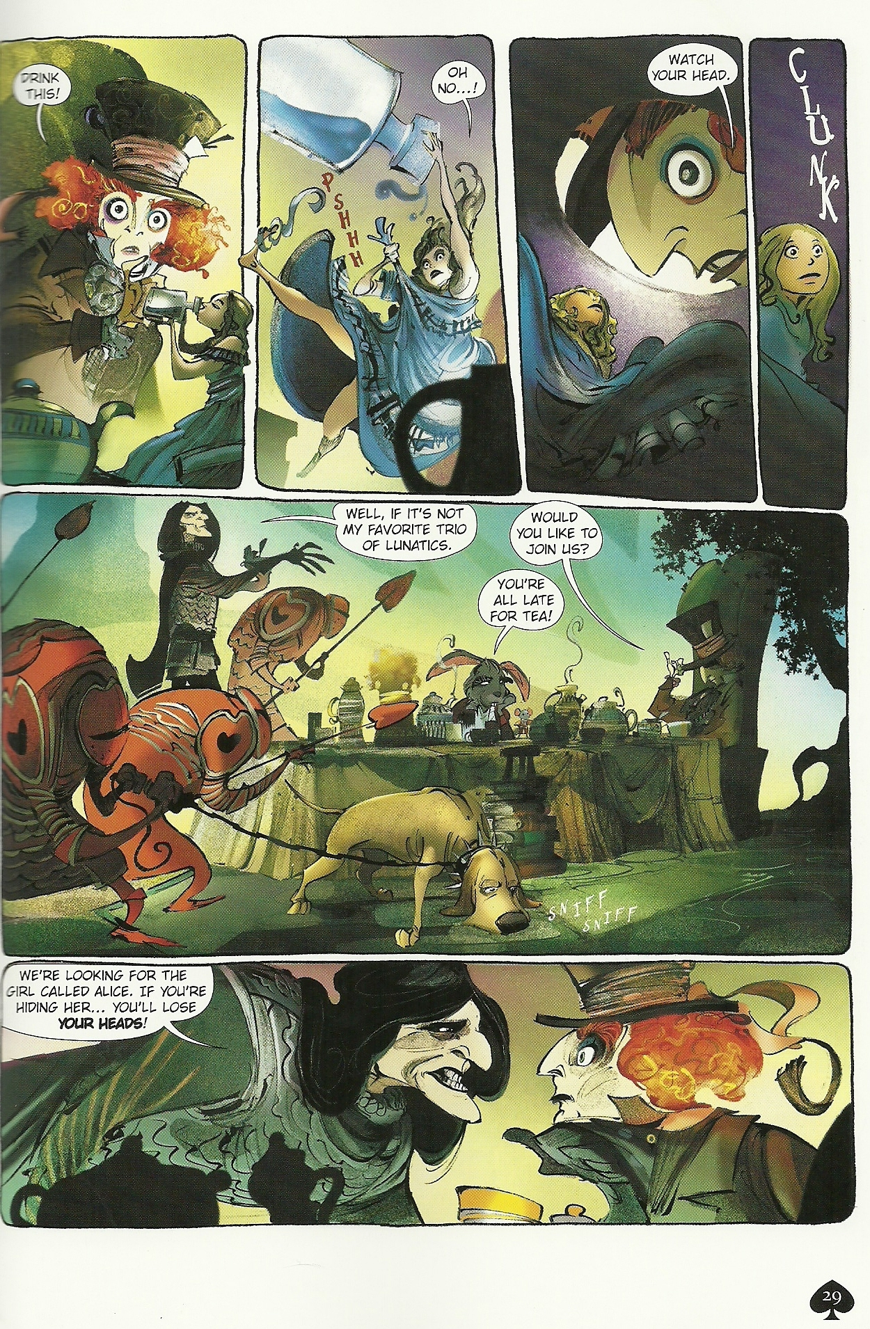 AiW graphic novel