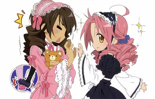 Minoru and Akira